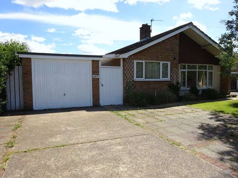 3 Bedrooms Detached Bungalow for sale in Constitution Hill, Norwich