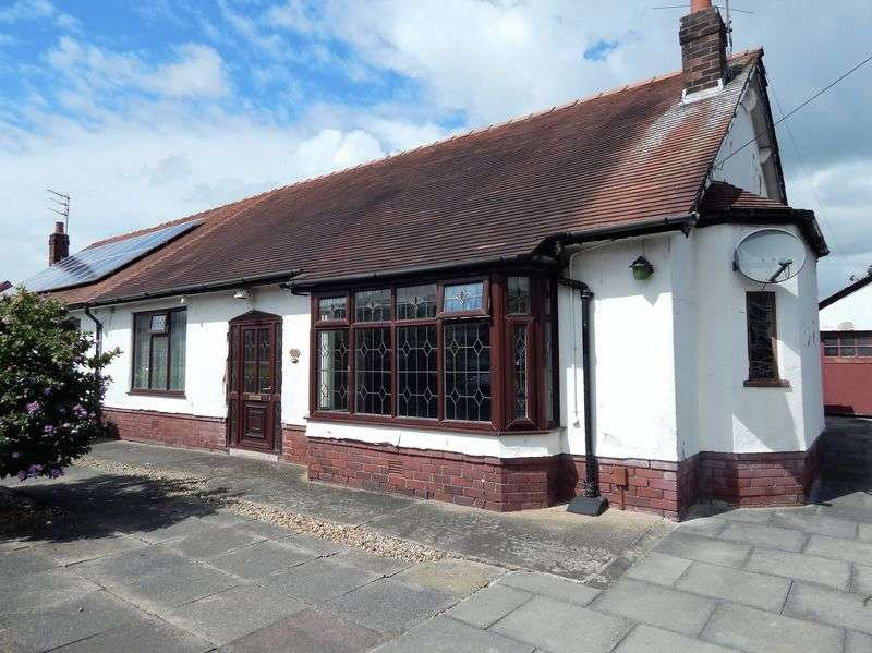 2 Bedrooms Semi Detached Bungalow for sale in Lytham Road, Ashton, Preston