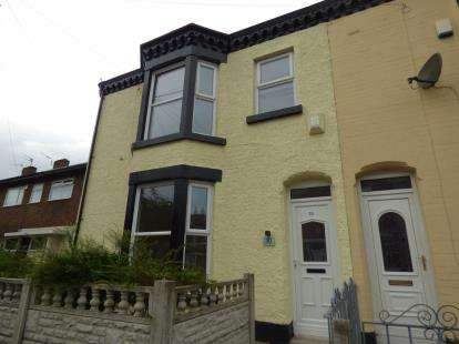 3 Bedrooms End Of Terrace House for sale in Holly Grove, Seaforth, Liverpool, Merseyside, L21