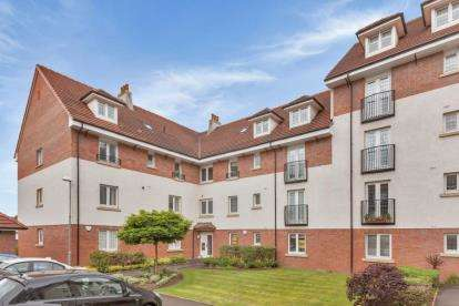 3 Bedrooms Flat for sale in Chesterfield Gardens, Kelvinside