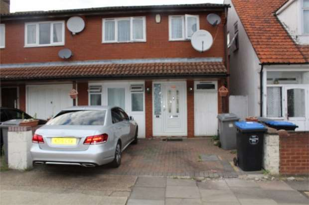 5 Bedrooms Semi Detached House for sale in Rugby Avenue, Wembley, Greater London