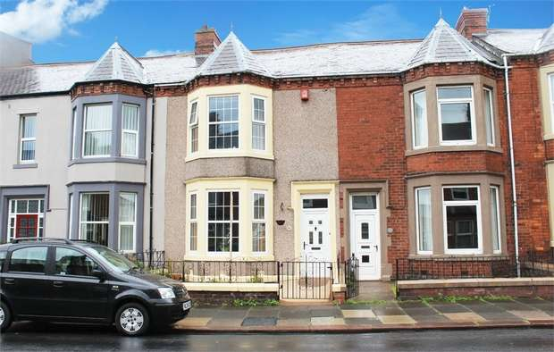 3 Bedrooms Terraced House for sale in Currock Road, Carlisle, Cumbria