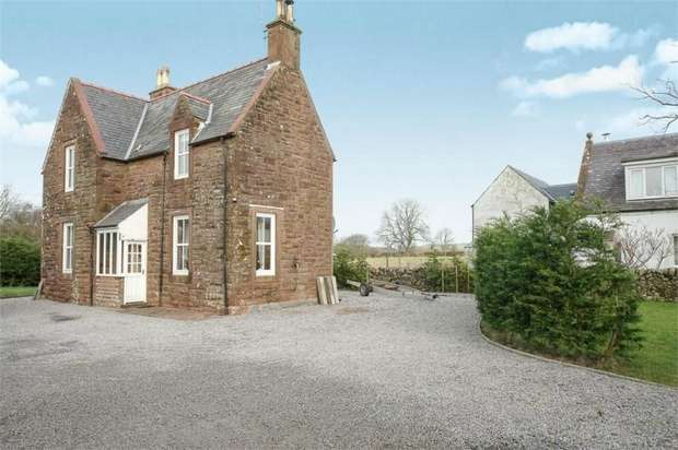 3 Bedrooms Detached House for sale in Beeswing, Dumfries