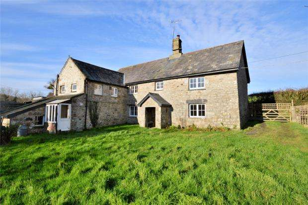 3 Bedrooms Semi Detached House for sale in East Week, South Zeal, Okehampton