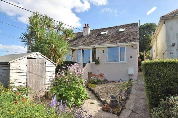 3 Bedrooms Semi Detached Bungalow for sale in St Marys Park, Collaton St Mary, Paignton, Devon