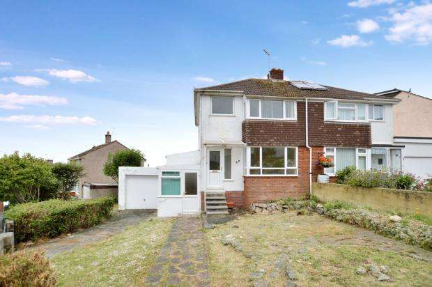 3 Bedrooms Semi Detached House for sale in Windsor Avenue, Newton Abbot, Devon