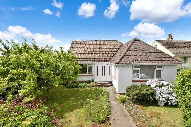 4 Bedrooms Detached House for sale in Sandringham Drive, Preston, Paignton, Devon