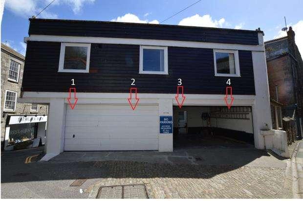 Parking Garage / Parking for sale in Wills Lane, St. Ives, Cornwall