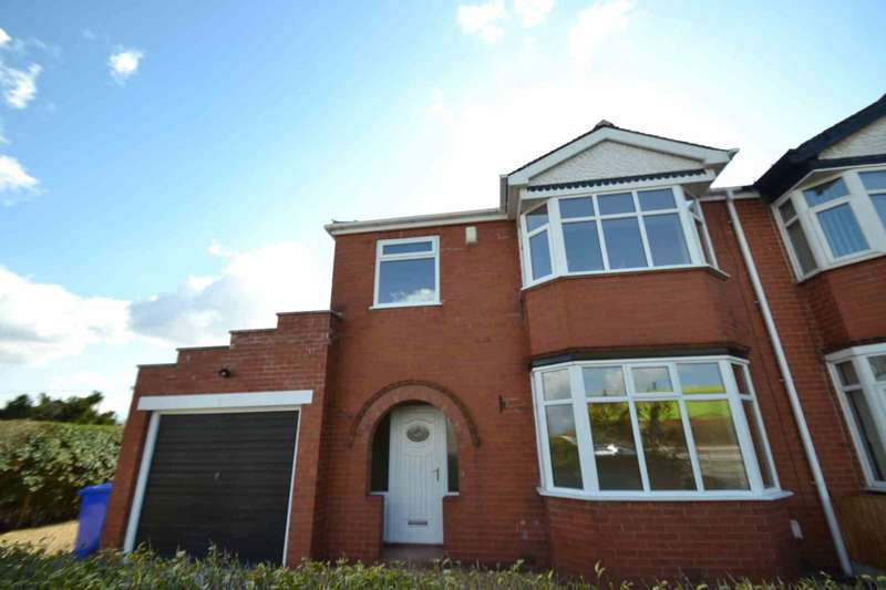 3 Bedrooms Semi Detached House for sale in East Lancs Road, Worsley