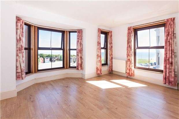 3 Bedrooms End Of Terrace House for sale in Priory Road, HASTINGS, East Sussex, TN34 3JJ