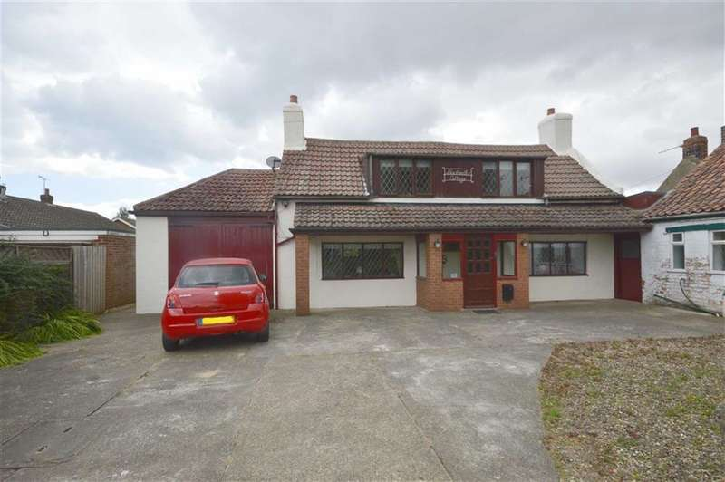 4 Bedrooms Cottage House for sale in Sands Lane, Barmston, East Yorkshire