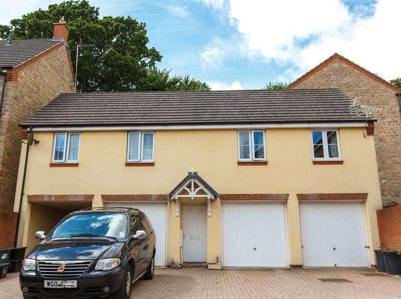 2 Bedrooms Detached House for sale in Mill Avenue, Copplestone