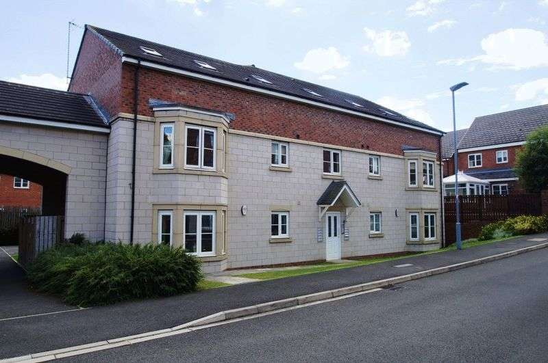 2 Bedrooms Flat for sale in Highfield Rise, Chester Le Street