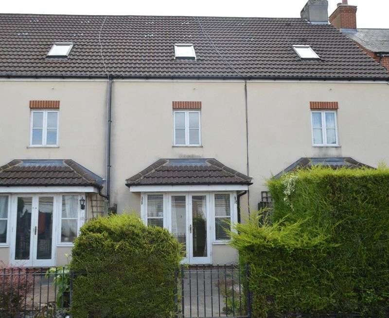 3 Bedrooms Terraced House for sale in Rowan Place, Weston-Super-Mare