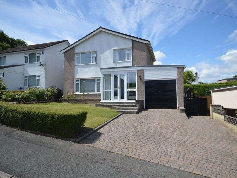 4 Bedrooms Detached House for sale in Elms Road, Abergavenny