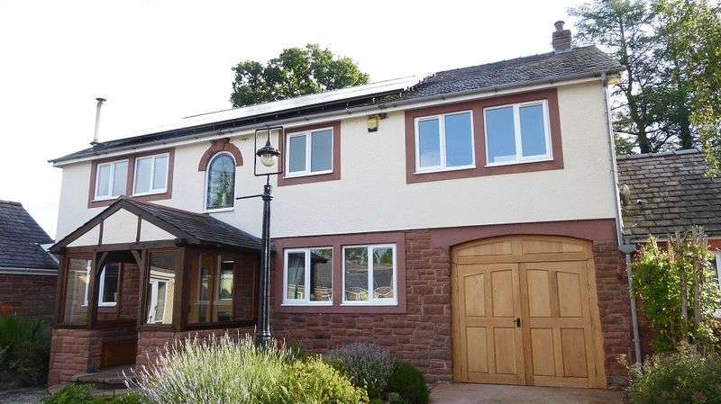 5 Bedrooms Terraced House for sale in Broadwath, Brampton