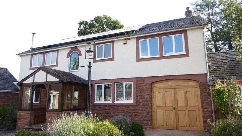 5 Bedrooms Terraced House for sale in Broadwath, Brampton
