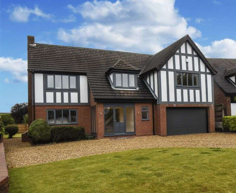 5 Bedrooms Detached House for sale in 14 Ironbridge Walk, Pedmore, Stourbridge