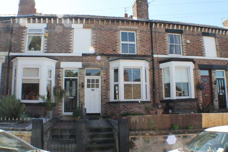 2 Bedrooms Terraced House for sale in Lingdale Road, Claughton