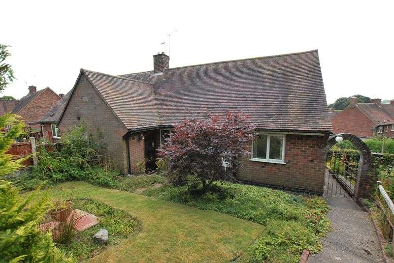 2 Bedrooms Semi Detached Bungalow for sale in Cross Side, Ashbourne