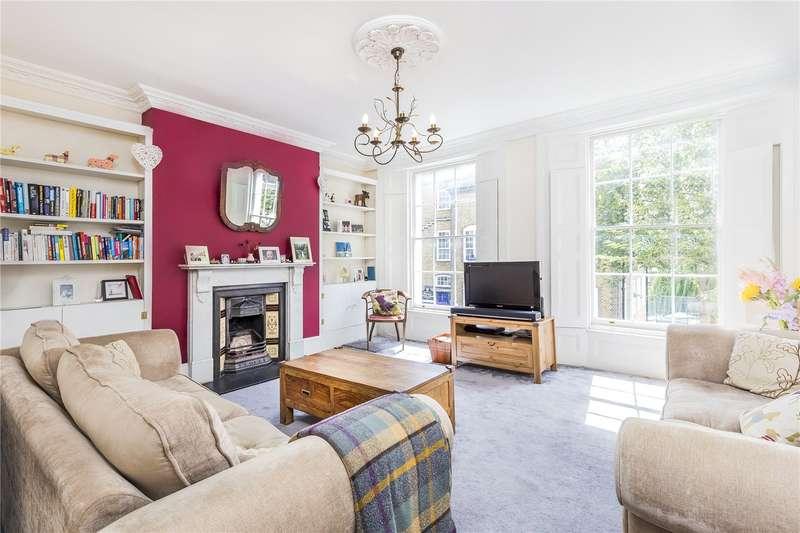 2 Bedrooms Flat for sale in Noel Road, London, N1