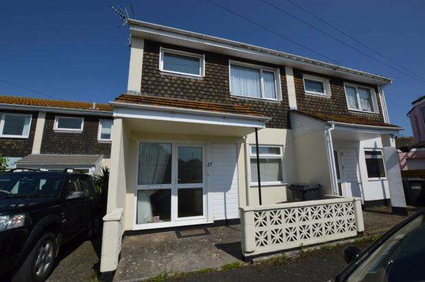 3 Bedrooms Terraced House for sale in Harbour View Close, Brixham, Devon