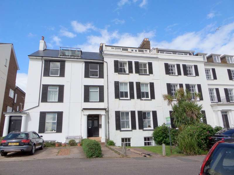 2 Bedrooms Flat for sale in Louisa Terrace, Exmouth