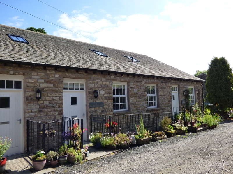 2 Bedrooms Unique Property for sale in The Spinning Mill, Nr Sedbergh