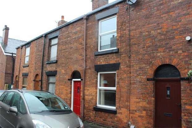 2 Bedrooms Terraced House for sale in Lord Street, Eccleston, Chorley, Lancashire