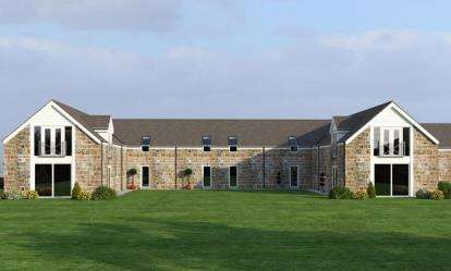 Land Commercial for sale in Steading At Pendreich Farm, Bridge of Allan