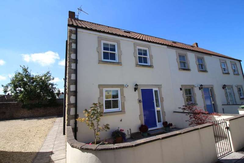 4 Bedrooms Semi Detached House for sale in Metchleys Yard, Frome