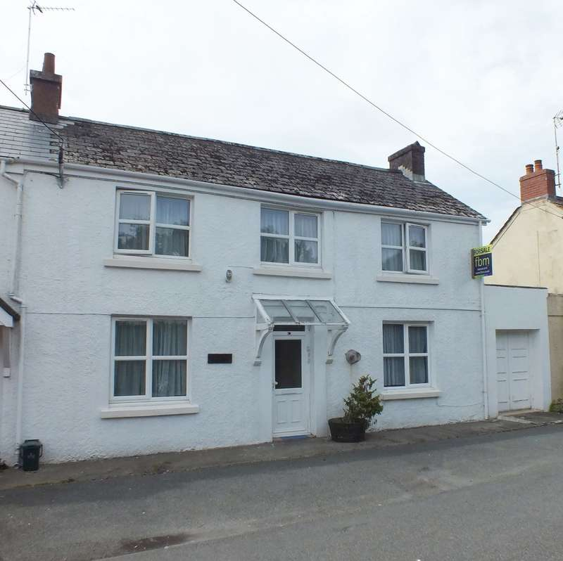 3 Bedrooms Semi Detached House for sale in London House, Station Road, Kilgetty, Pembrokeshire