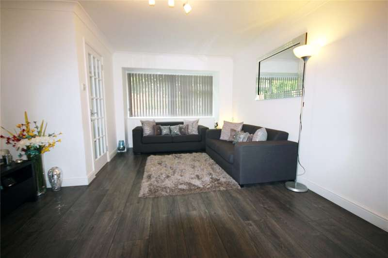 3 Bedrooms Terraced House for sale in Oakfield, Woking, Surrey, GU21