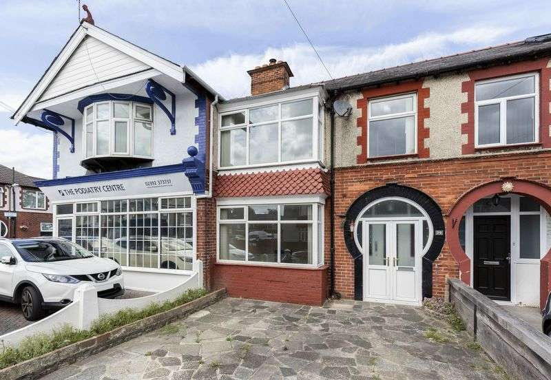 3 Bedrooms Terraced House for sale in Chatsworth Avenue, Cosham