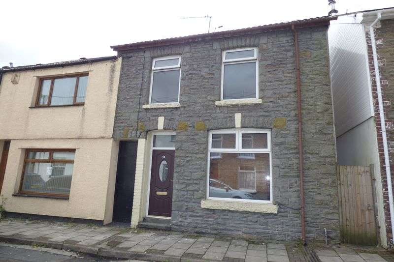 3 Bedrooms Terraced House for sale in Scott Street, Treorchy