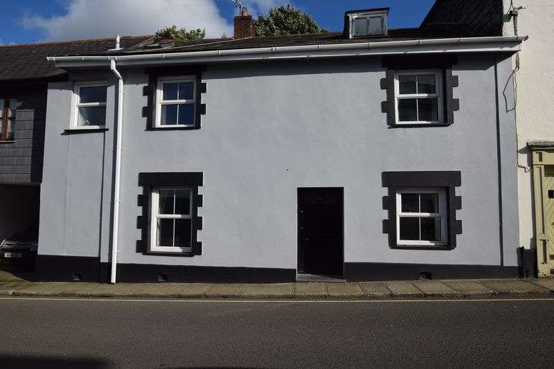 5 Bedrooms Terraced House for sale in Exeter Street, Launceston
