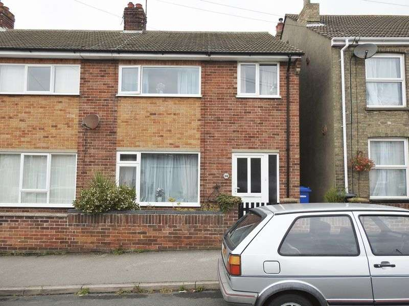 3 Bedrooms Terraced House for sale in Morton Road, Pakefield, Lowestoft