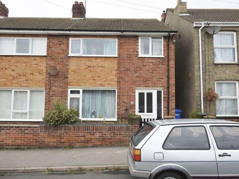 3 Bedrooms Terraced House for sale in Morton Road, Pakefield, Lowestoft