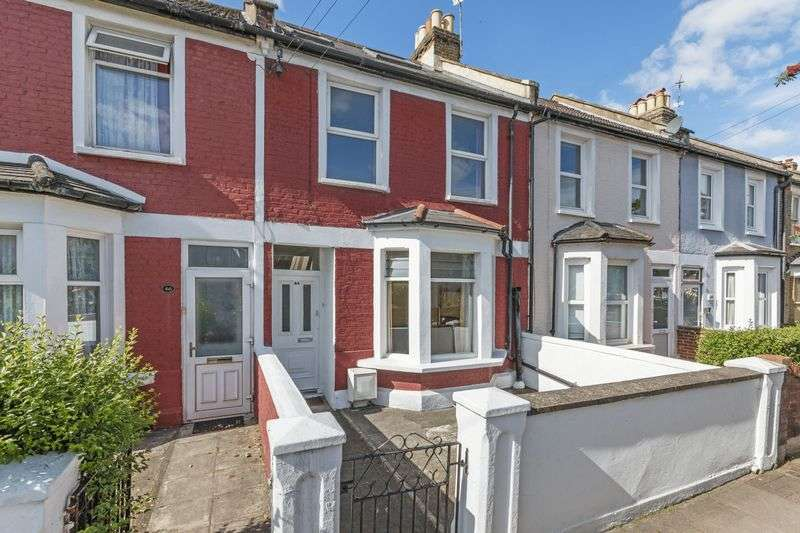 4 Bedrooms Terraced House for sale in Trevelyan Road, London