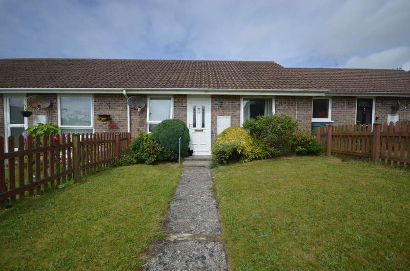 2 Bedrooms Terraced Bungalow for sale in St. Erme, Truro