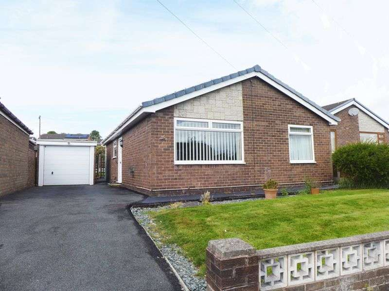 2 Bedrooms Detached Bungalow for sale in Rhodfa Ganol, Wrexham