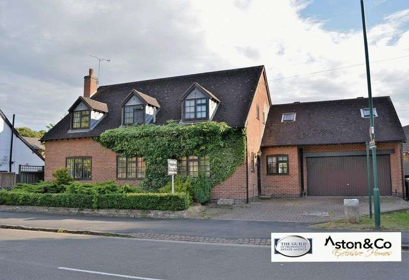 5 Bedrooms Detached House for sale in Main Street, Queniborough, Leicestershire LE7 3DB