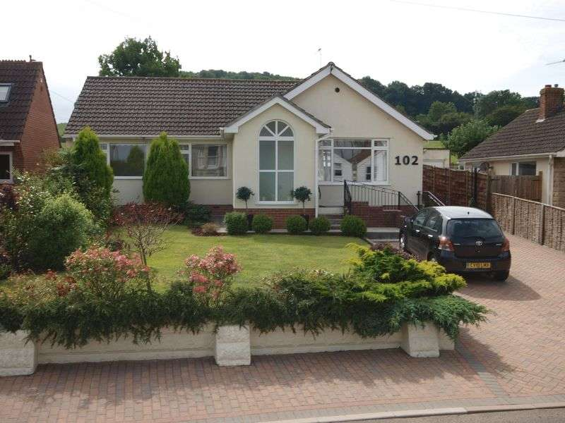 4 Bedrooms Detached Bungalow for sale in Claverham Road, Bristol