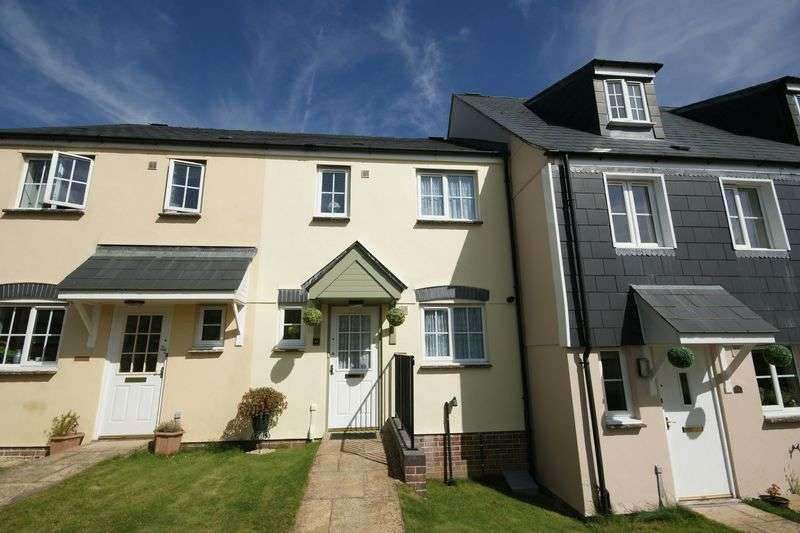 3 Bedrooms Terraced House for sale in Kestell Parc, Bodmin