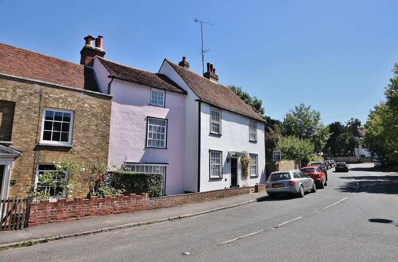 4 Bedrooms Terraced House for sale in Hertingfordbury Road, Hertford