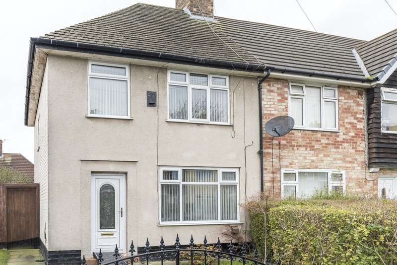 3 Bedrooms End Of Terrace House for sale in Linner Road, Liverpool, Merseyside, L24