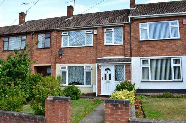 3 Bedrooms Terraced House for sale in Oxendon Way, Binley, Coventry, West Midlands
