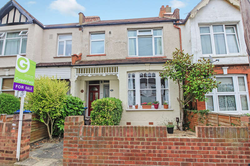 2 Bedrooms Flat for sale in Tankerton Road, Surbiton