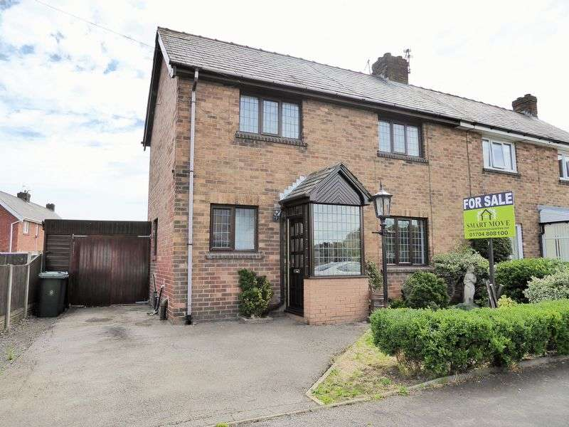3 Bedrooms Semi Detached House for sale in The Avenue, Banks, Southport