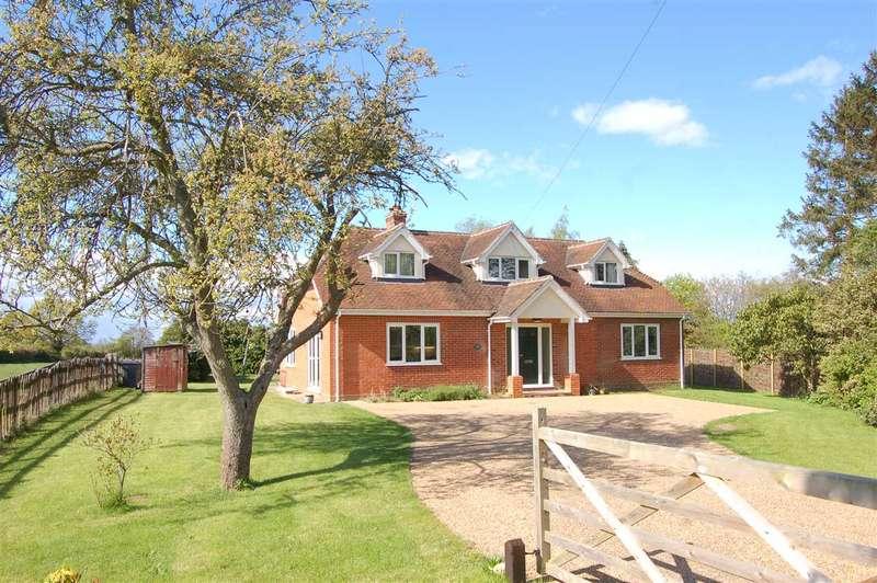 3 Bedrooms Detached House for sale in Westlands, Highwood Road, Chelmsford